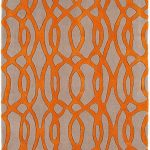 Matrix Rug by Asiatic Carpets in Max37 Wire Design; hand-tufted in India and made with 100% wool with a viscose pile