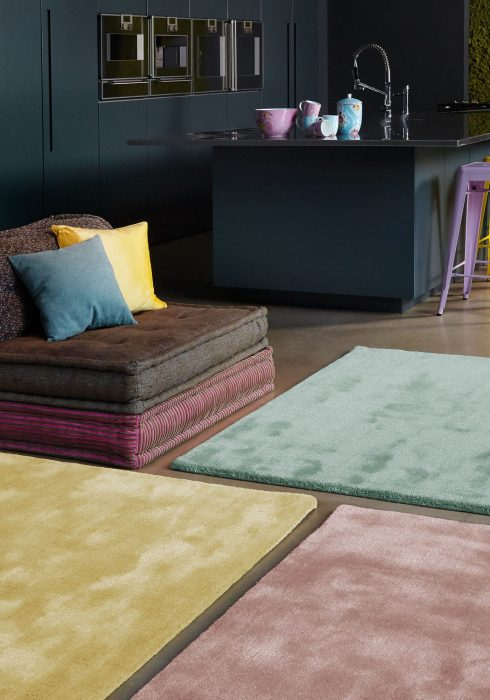 Aran Pastel Rug Group