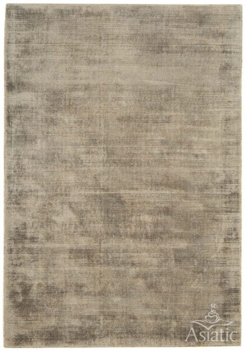 Blade Rug by Asiatic Carpets in Mocha Colour; hand sheared by artisans to create a distressed lustrous look