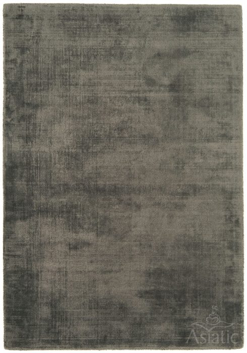 Blade Rug by Asiatic Carpets in Moleskin Colour; hand sheared by artisans to create a distressed lustrous look