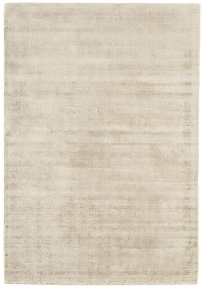 Blade Rug by Asiatic Carpets in Putty Colour; hand sheared by artisans to create a distressed lustrous look