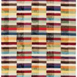 Deco Rug by Asiatic Carpets in Multi Colour has a 100% viscose pile content. It is hand-woven in India
