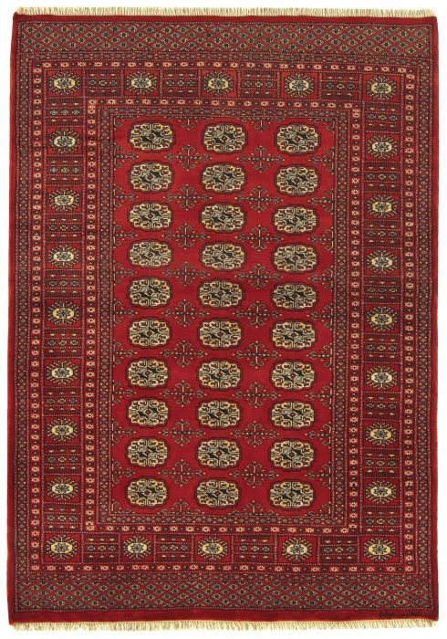 Bokhara-Red-Rug