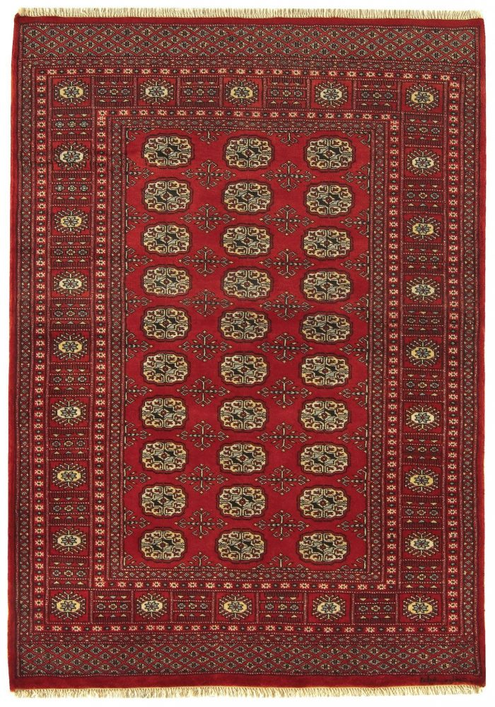 Bokhara-Red-Rug