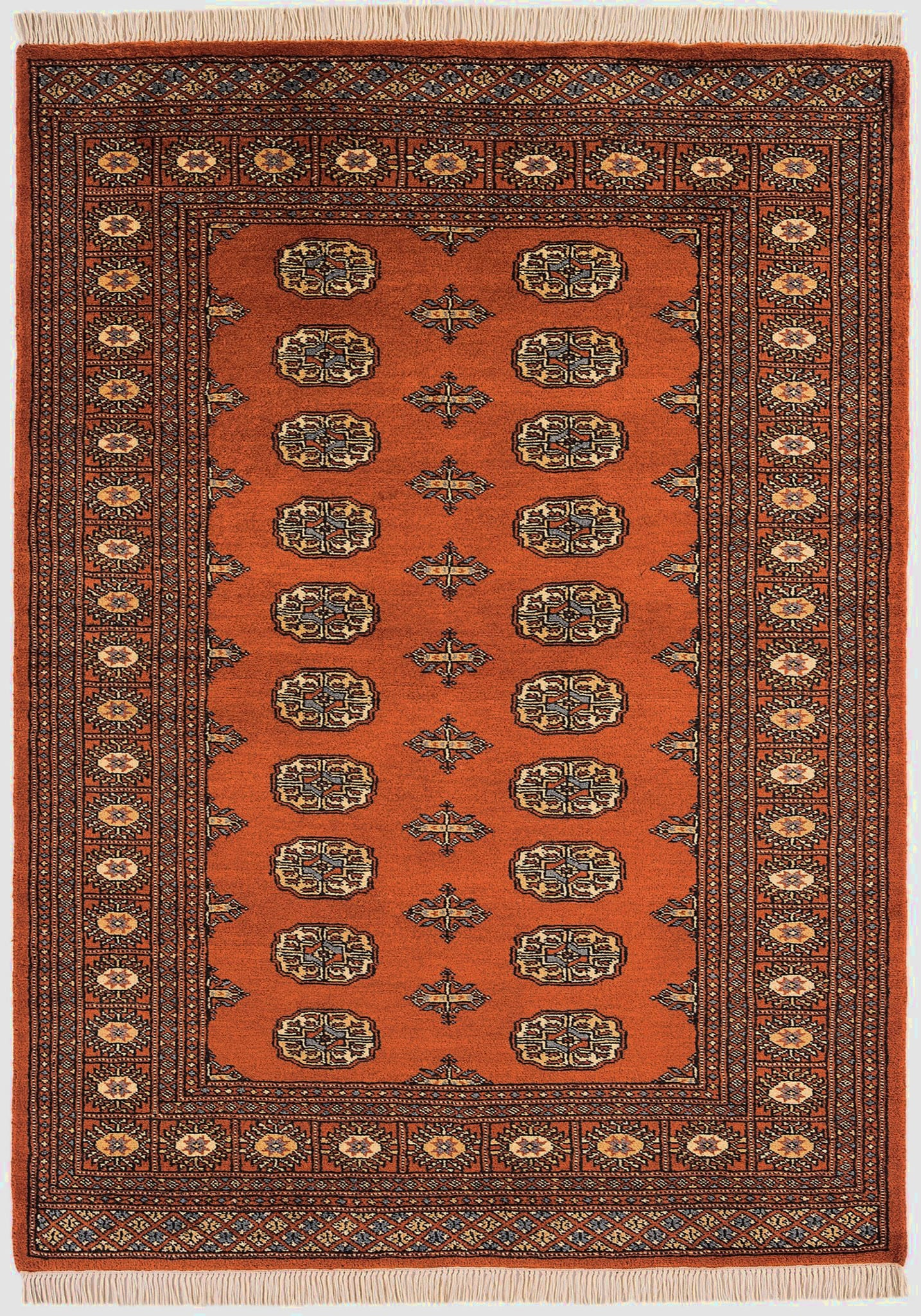 Bokhara Rug By Asiatic Carpets Colour