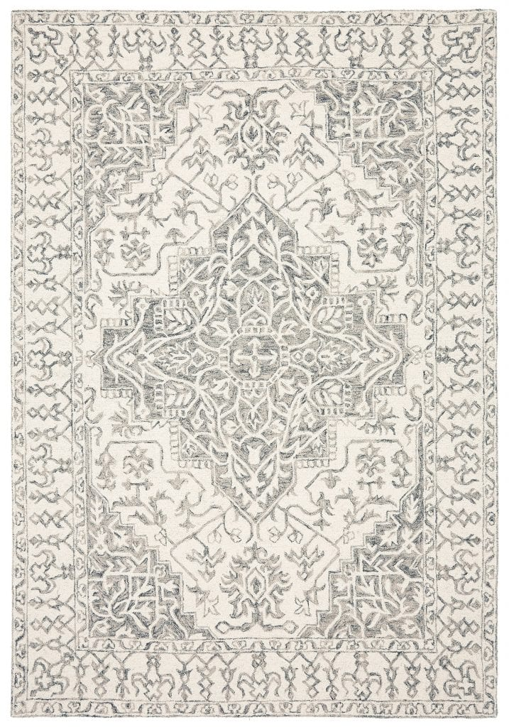 Bronte Rug By Asiatic Carpets Colour Silver Grey Rugs Uk
