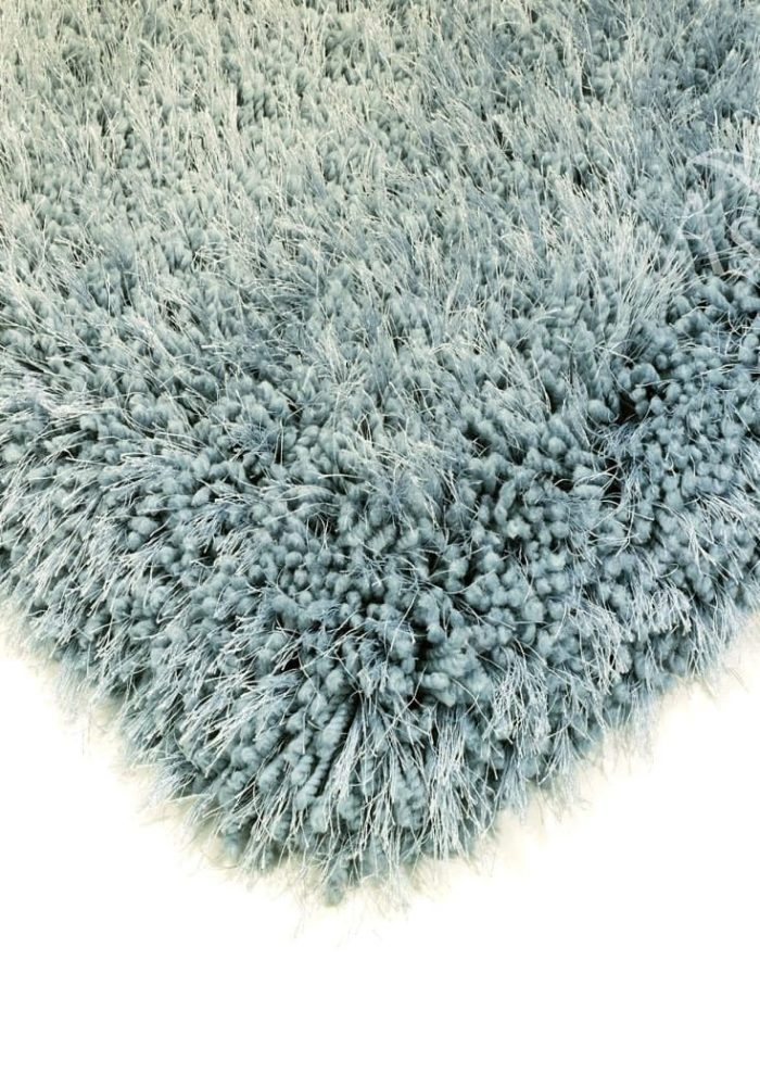 Cascade Rug by Asiatic Carpets in Duck Egg Colour has a relaxed style, the soft microfibre, and the shiny fine yarns