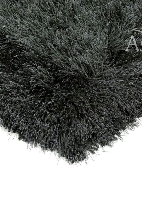 Cascade Rug by Asiatic Carpets in Slate Colour has a relaxed style, the soft microfibre, and the shiny fine yarns