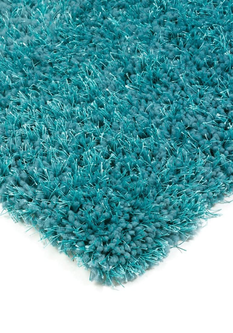 Diva Rug By Asiatic Carpets Colour Teal Rugs Uk