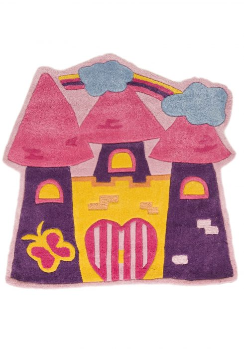 Kiddy Play Fairytale Castle WCO Rug