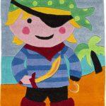 Kiddy Play Pirate WCO Rug