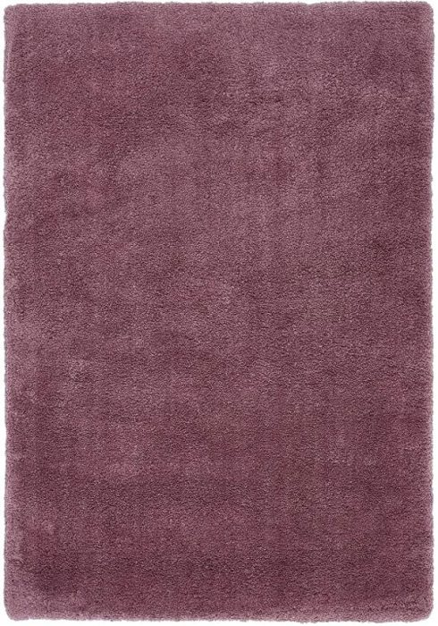 Lulu Rug in Lavender Colour featuring a luxuriously dense microfiber polyester pile with a softness of touch