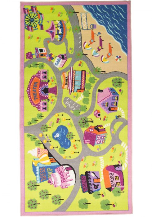 Matrix Kiddy Girls World WCO Rug
