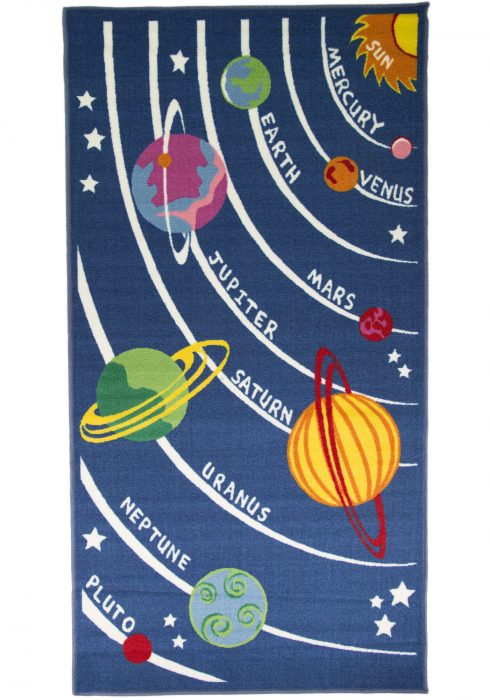 Matrix Kiddy Planets WCO Rug