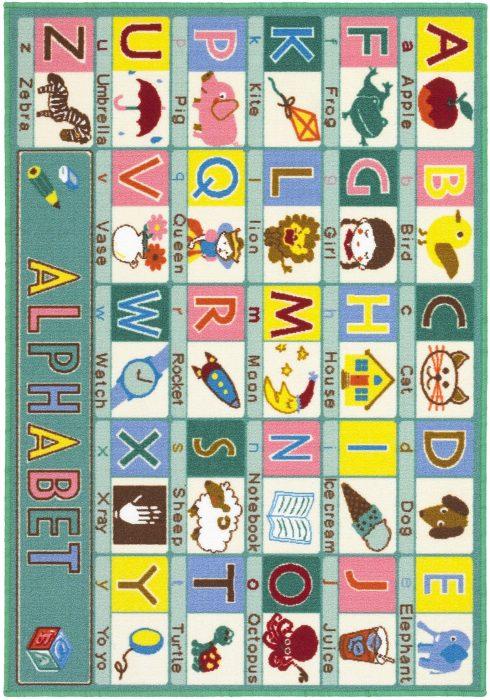 Playtime ABC Rug