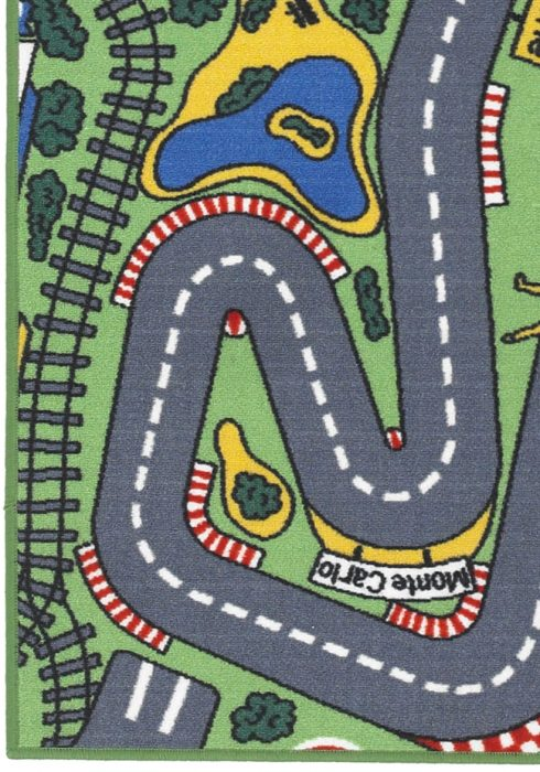 Playtime-Race-Track-cu-Rug