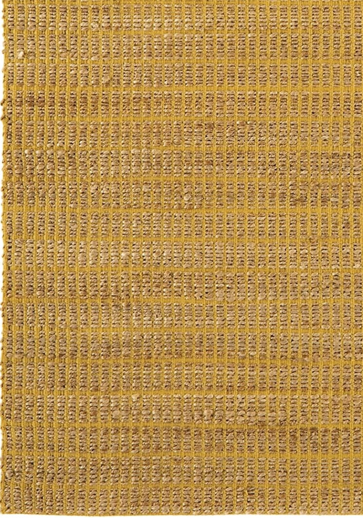 Ranger Rug By Asiatic Carpets Colour Mustard
