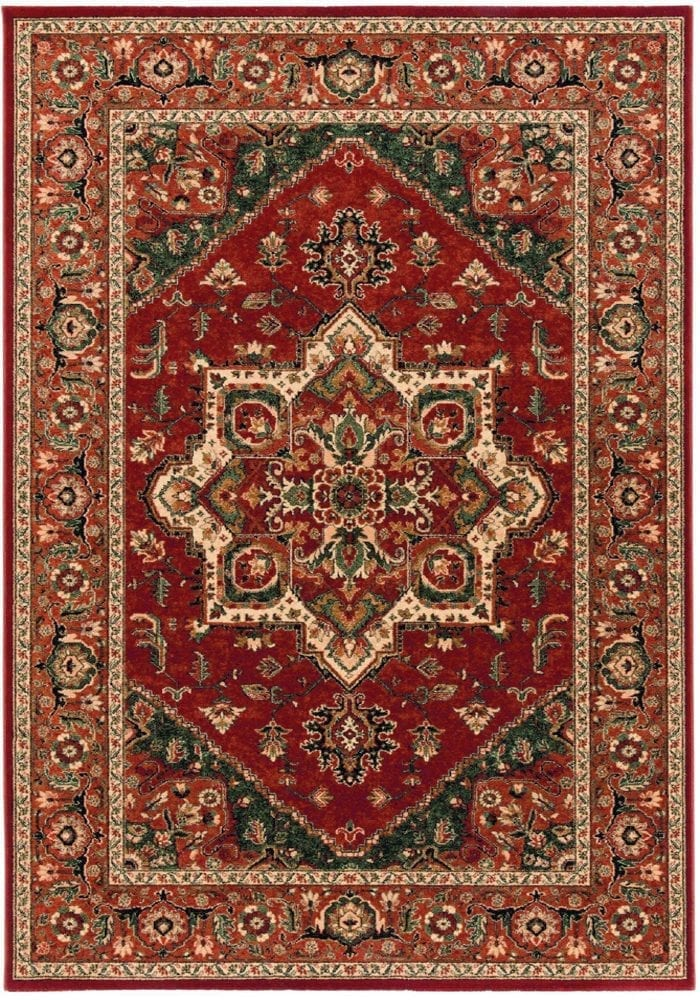 Kashqai Rug by Mastercraft Rugs in 4354 300 Design; made with environmentally friendly T5 100% worsted yarn wool