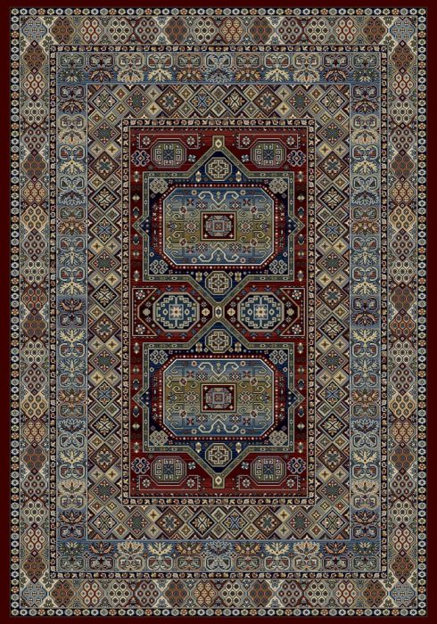 Da Vinci Rug by Mastercraft Rugs in 057 0147 1454 Design; a high-end quality rug which is made with ultrafine yarn