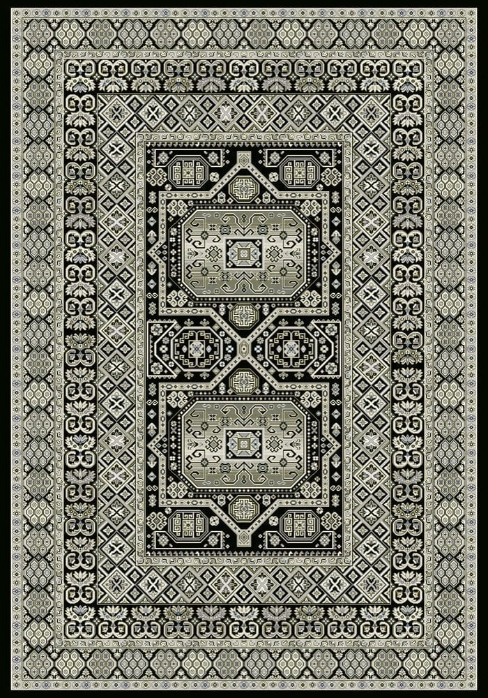 Da Vinci Rug by Mastercraft Rugs in 057 0147 3636 Design; a high-end quality rug which is made with ultrafine yarn
