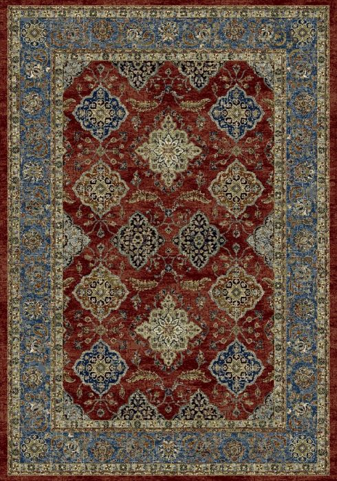 Da Vinci Rug by Mastercraft Rugs in 057 0163 1454 Design; a high-end quality rug which is made with ultrafine yarn