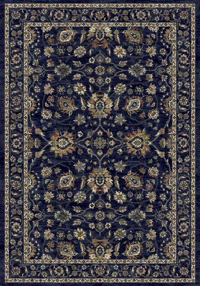 Da Vinci Rug by Mastercraft Rugs in 057 0166 3434 Design; a high-end quality rug which is made with ultrafine yarn