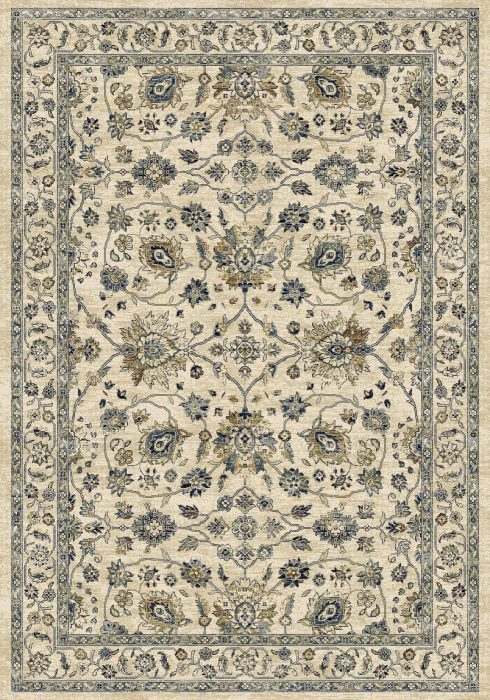 Da Vinci Rug by Mastercraft Rugs in 057 0166 6464 Design; a high-end quality rug which is made with ultrafine yarn