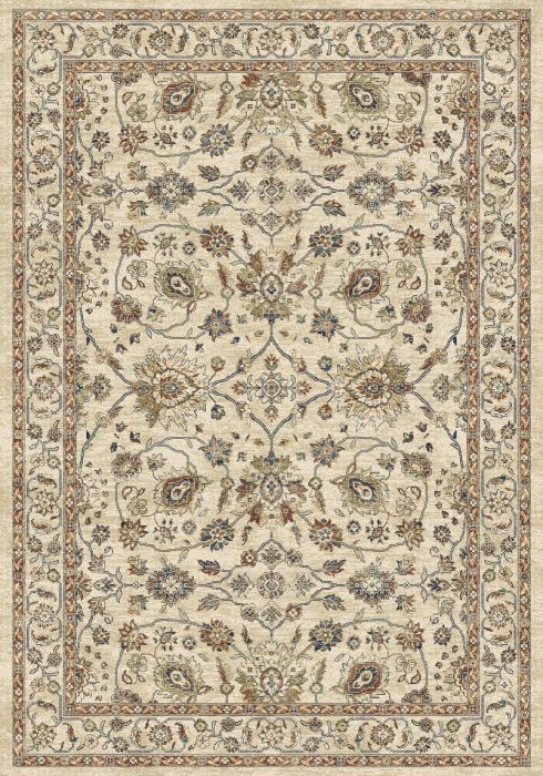 Da Vinci Rug by Mastercraft Rugs in 057 0166 6484 Design; a high-end quality rug which is made with ultrafine yarn