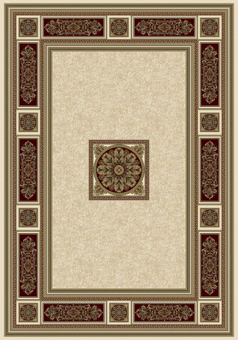 Da Vinci Rug by Mastercraft Rugs in 057 0801 6414 Design; a high-end quality rug which is made with ultrafine yarn