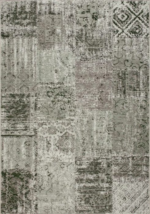 Amalfi Rug by Mastercraft Rugs in 094 0010 4001 Green Design; made up of 40% viscose, 38% cotton chenille, and 22% polyester