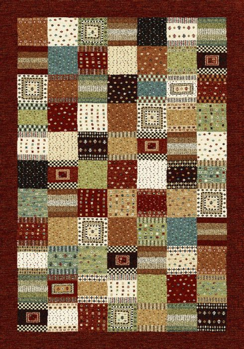 Woodstock Rug by Mastercraft Rugs in 032-0036/8312 Design; a contemporary heatset wilton polypropylene rug with a twist pile