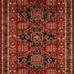 Kashqai Rug by Mastercraft Rugs in 4308 300 Design; made with environmentally friendly T5 100% worsted yarn wool