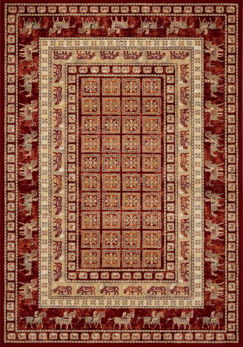 Noble Art Rug by Mastercraft Rugs in 65106/390 Design; a heavy heatset wilton rug with a soft feel and art silk highlights