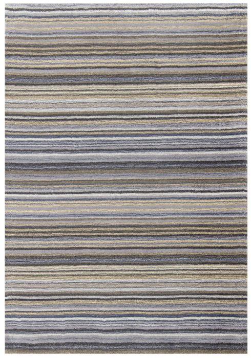 Carter Grey Rug Overhead