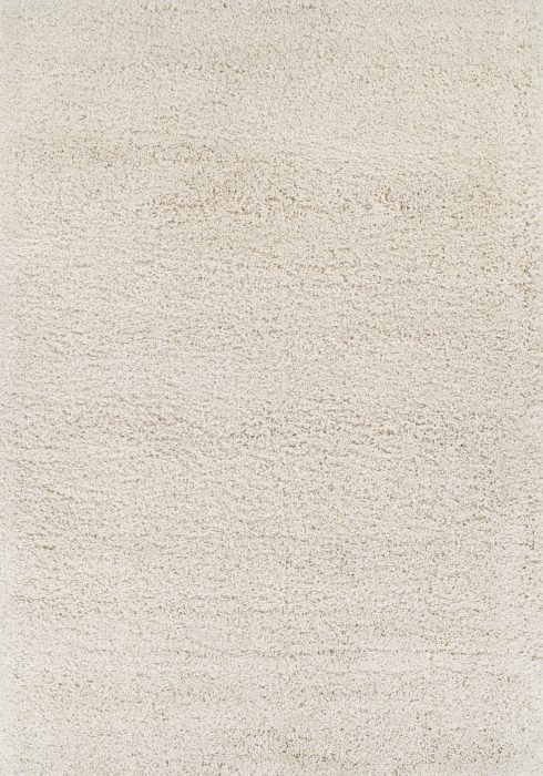 Harmony Rug by Oriental Weavers in Cream Colour; a heavy-weight shaggy made out of 100% heat-set polypropylene