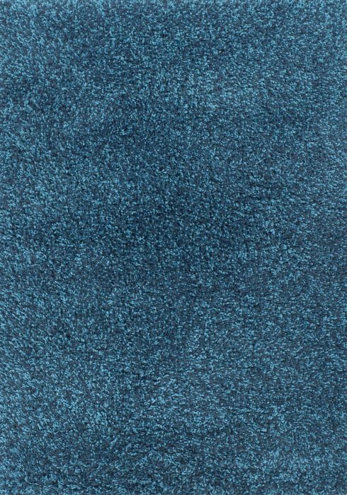 Harmony Rug by Oriental Weavers in Ocean Teal Colour; a heavy-weight shaggy made out of 100% heat-set polypropylene
