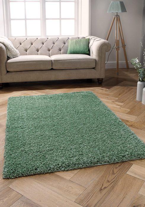 Harmony Sage Green Roomshot Rug
