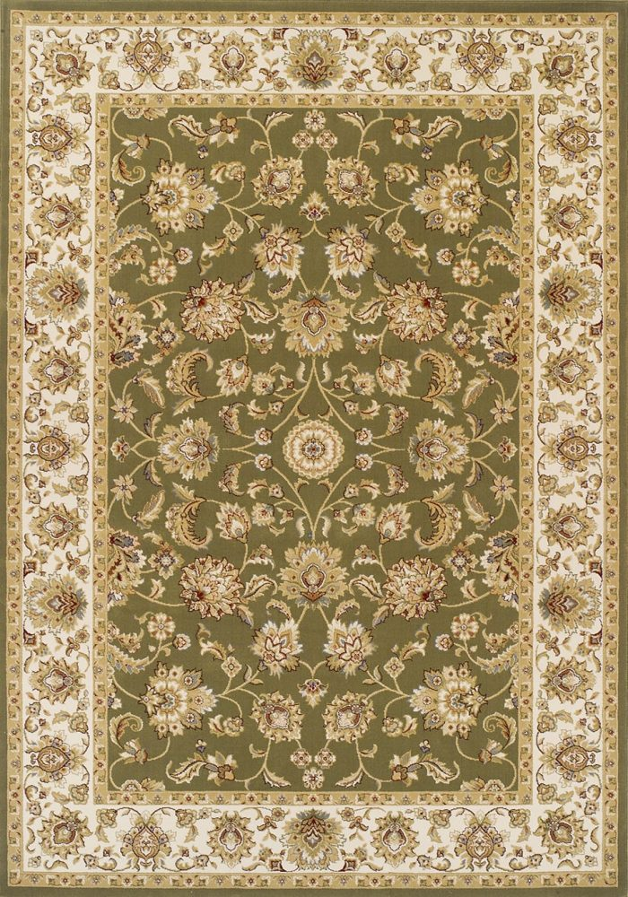 Kendra Rug by Oriental Weavers in 3330G Design has a dense luxurious pile which is soft to touch; the excellent centrepiece!