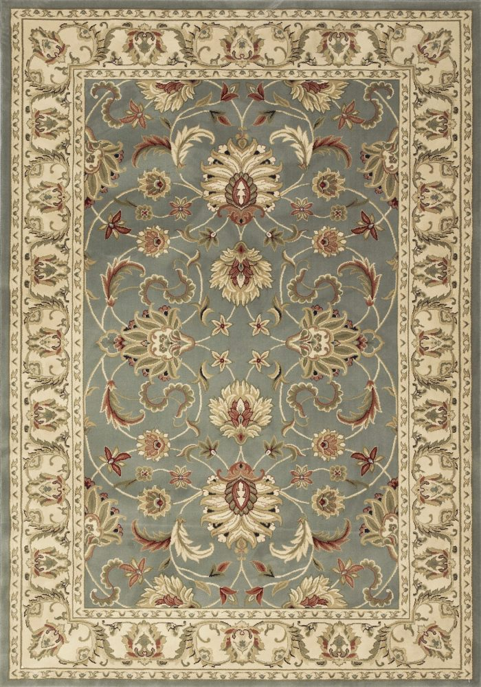 Kendra Rug by Oriental Weavers in 45L Design has a dense luxurious pile which is soft to touch; the excellent centrepiece!