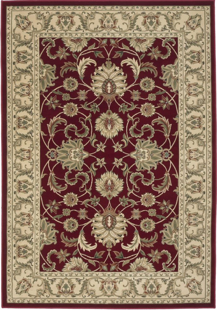 Kendra Rug by Oriental Weavers in 45M Design has a dense luxurious pile which is soft to touch; the excellent centrepiece!