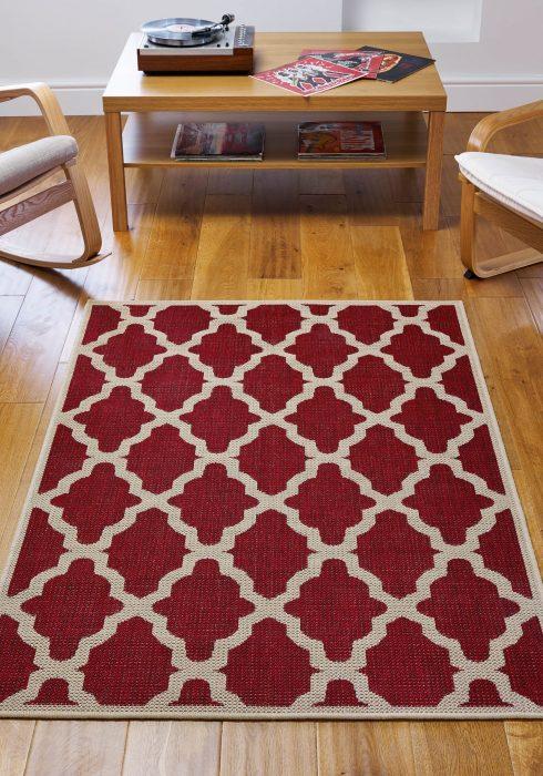 Moda Trellis Red Rug Roomshot - Copy