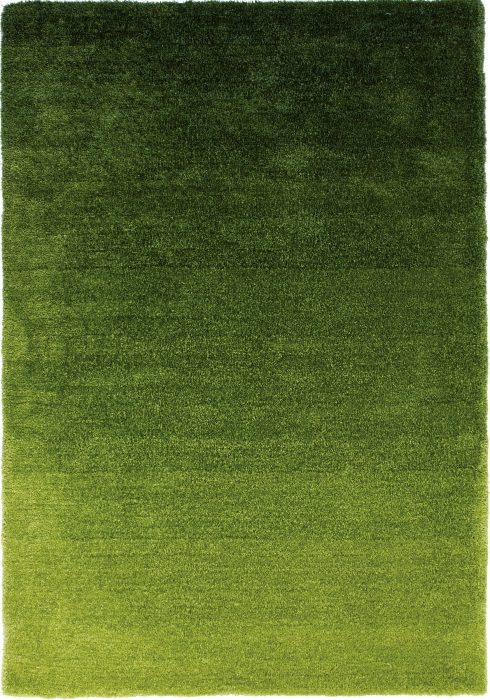 Rio Rug by Oriental Weavers in Green Colour is super soft underfoot and hardwearing; machine tufted using a fine polyester