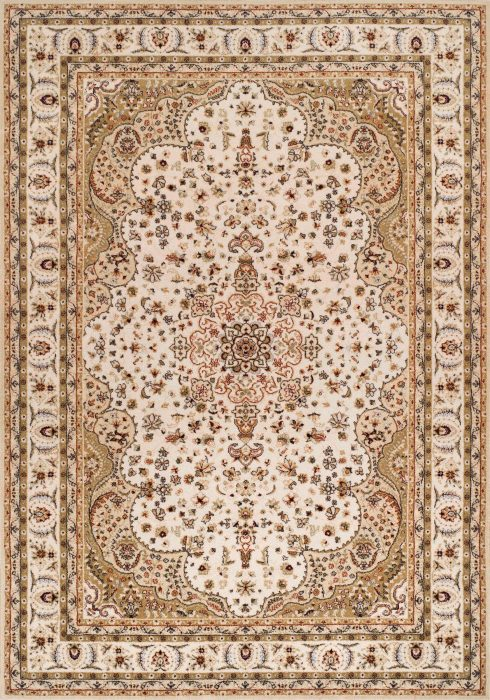 Royal Classic Rug by Oriental Weavers in 217W Design is woven using 100% New Zealand wool to create a soft pile