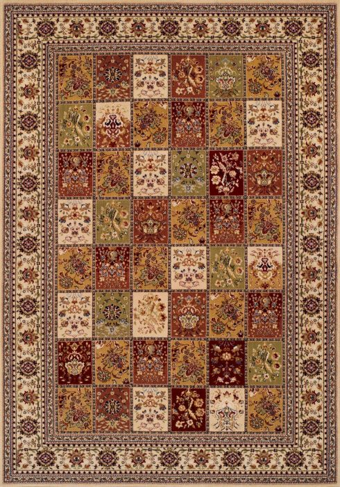 Royal Classic Rug by Oriental Weavers in 231I Design is woven using 100% New Zealand wool to create a soft pile