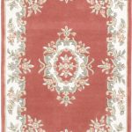 Royal Rose Rug Overhead