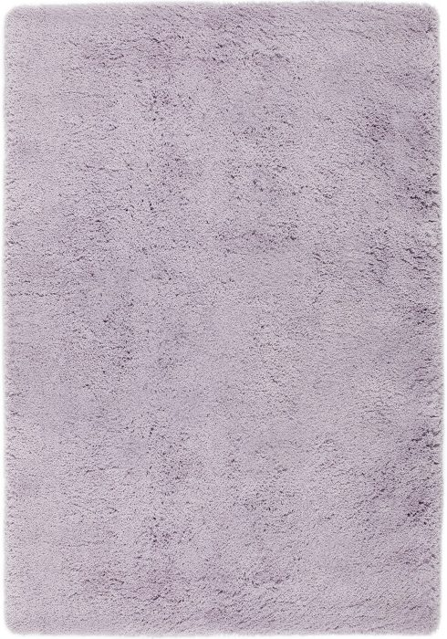 Softness Rug by Oriental Weavers in Lilac Colour; made using super soft microfibre polyester