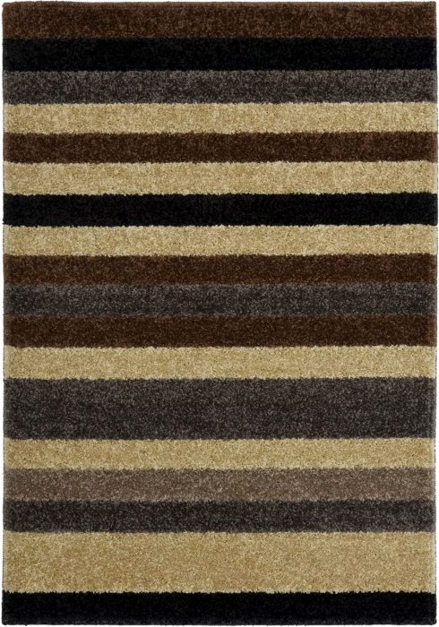 linea chocolate caramel mat
