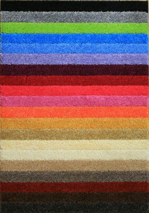linea rainbow mat