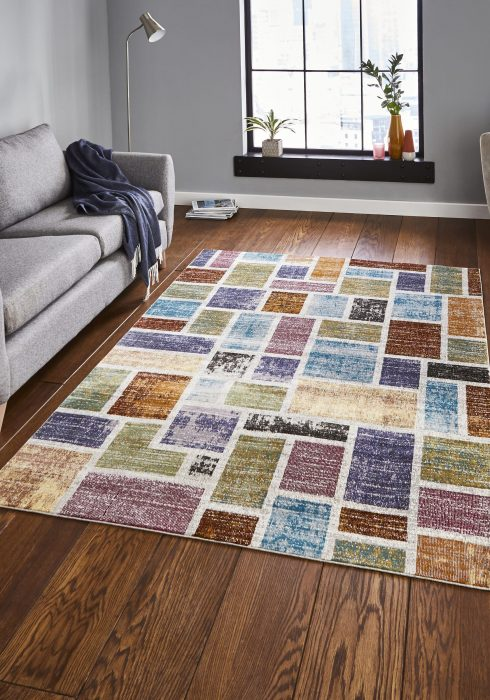 16th Avenue 37A Multi _9 Rug