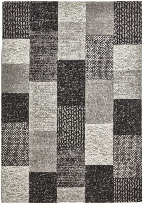 Brooklyn 21830 Grey.Black _2 Rug